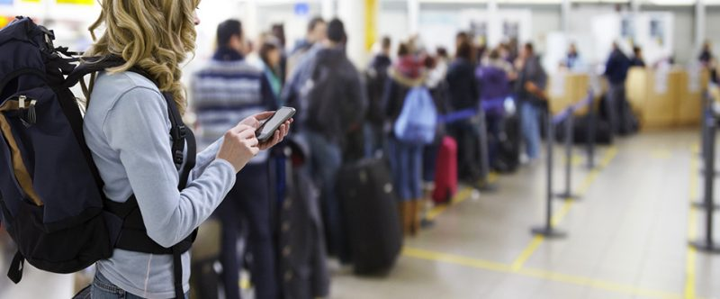 smarthphone vacanza