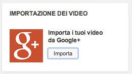 importa video